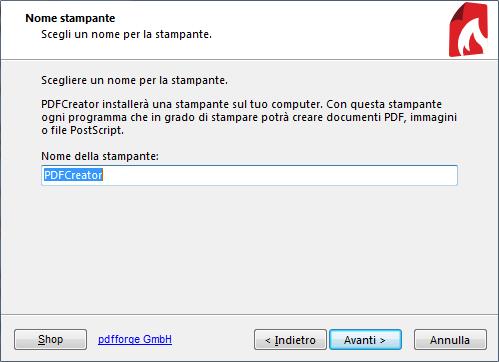 Stampante Pdf Italiano