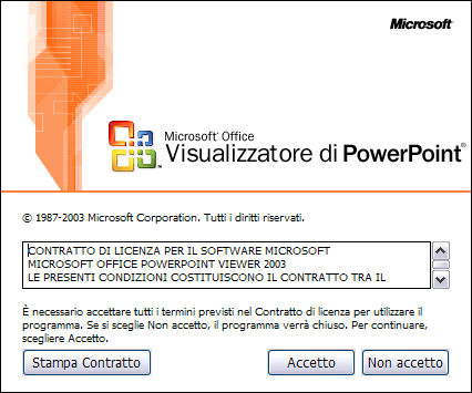 visualizzatore powerpoint